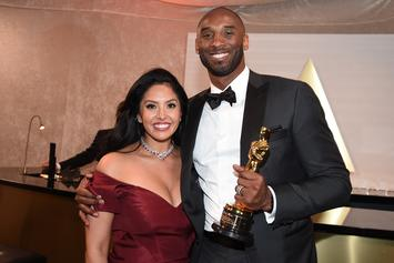 Vanessa Bryant Celebrates Kobe's Life On Mamba Day