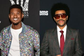 """Brian McKnight's Son Weighs In On Usher Vs. The Weeknd: """"#TheBestArtistsSteal"""""""