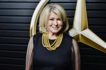 Martha Stewart Is Leaving Drunk Comments On IG Because Quarantine