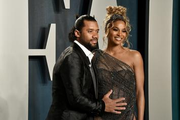Ciara & Russell Wilson Reveal Baby Gender