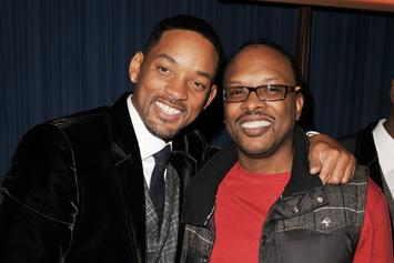 "Will Smith Jokes With DJ Jazzy Jeff About COVID-19 Diagnosis: ""Not My DJ!"""