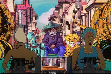 "EarthGang Continue Fleshing Out ""MirrorLand"" With ""Avenue"" Visuals"