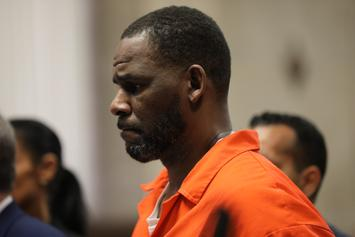 R. Kelly Requests Prison Release Again As Coronavirus Cases Climb