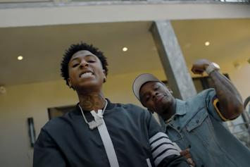 """DaBaby & NBA Youngboy Stay Clean In """"Jump"""" Music Video"""