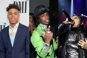 NLE Choppa Thinks YNW Melly Should Be Free Instead Of 6ix9ine