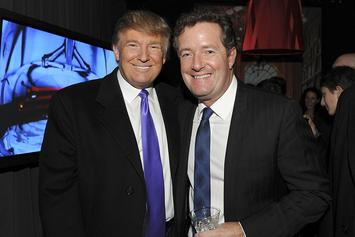 "Piers Morgan Says Donald Trump ""Is Failing American People"""