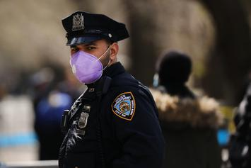 NY Cops Bust Barbershop Party During COVID-19 Pandemic