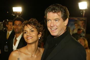 Halle Berry Details Pierce Brosnan Saving Her Life During James Bond Love Scene