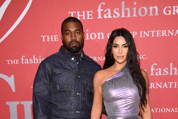 """Kanye West Takes Kids To Wyoming To Give Kim """"A Break"""": Report"""