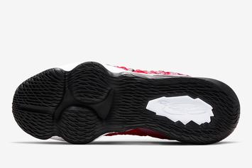 """Nike LeBron 17 """"Uptempo"""" Release Date Revealed: Official Photos"""