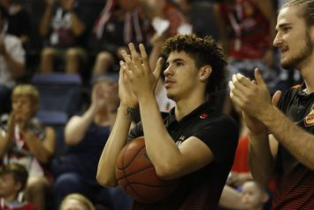 LaMelo Ball Is Receiving Heavy Interest From The Wizards