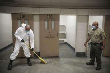 Over 130 Inmates Test Positive For COVID-19 At Colorado's Largest Prison