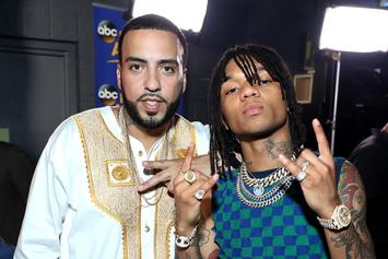 """Swae Lee Calls """"Cap"""" On French Montana """"Unforgettable"""" Claims"""