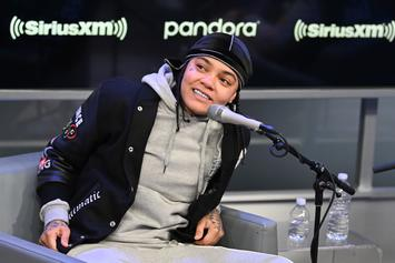 Young M.A Shows Off Her Beard On Instagram
