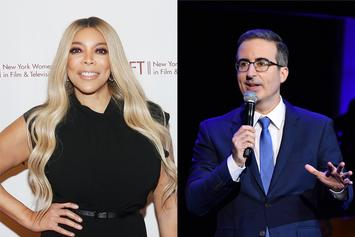 Wendy Williams Sends New Superfan John Oliver An Odd Array Of Gifts