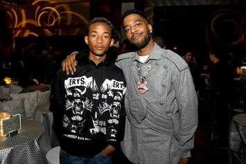 "Jaden Smith Calls Kid Cudi His ""Mentor In Life"" & ""Big Bro Forever"""