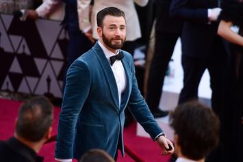 "Chris Evans Offers Fans Chance To Hang With Stars Of Marvel's ""Avengers"""