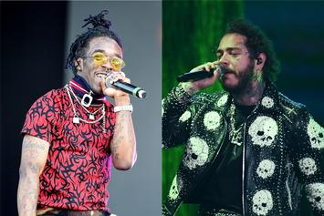 Lil Uzi Vert Collab May Be On Post Malone's New Album