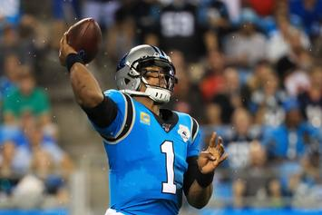 Cam Newton's Free Agency Status Receives An Update
