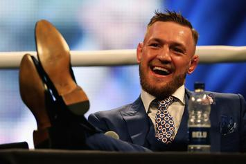"""Conor McGregor Eager For A Match On """"Fight Island"""""""