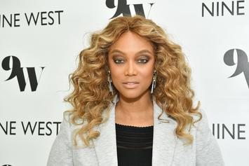 "Tyra Banks Catches Heat From Public After Old ""ANTM"" Clip Resurfaces"