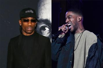 "Travis Scott & Kid Cudi's ""The Scotts"" Bursts To #1 On Streaming Chart"
