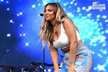 """Meet Alina Baraz: """"It Was Divine"""" Songstress On Working With Khalid & More"""