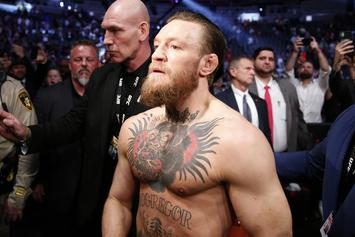 Conor McGregor Expresses Interest In Oscar De La Hoya Fight