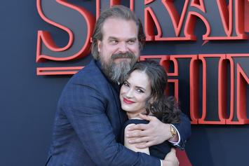 """David Harbour Expects Hopper's Backstory To Play Major Role In New """"Stranger Things"""""""