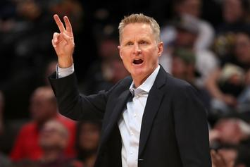 Steve Kerr Goes In-Depth On Fight With Michael Jordan