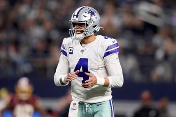 Dak Prescott & Cowboys Contract Negotiations Hit A Wall