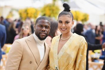Kevin Hart & Wife Eniko Share Gender Of Their Baby On Mother's Day