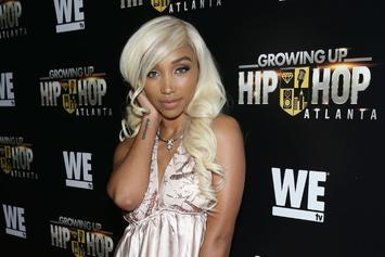 Zonnique Shares Advice Her Mother Tiny Gave Her About Dating a Rapper
