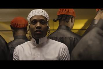 "Lil Durk Releases Powerful Visuals For ""Street Prayer"""