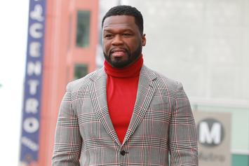 Artist Trolling 50 Cent Says He's Been Attacked Over His Artwork