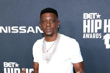 Boosie Badazz Confesses Love For Eve, Names Top Hottest Women In Rap