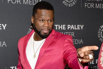 50 Cent & Oprah Become One In Latest Mural