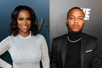 """Kandi Burruss Wins """"The Masked Singer,"""" Bow Wow Revealed To Be Frog"""