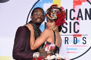 Cardi B & Offset Show Off Kulture's Cowgirl Drip