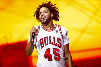 "J. Cole's ""Immortal"" Goes Platinum With No Features"