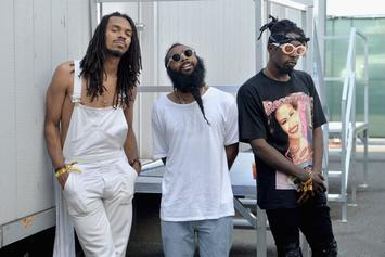 Flatbush Zombies Preview A New Track