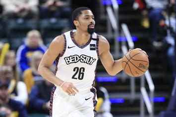 Spencer Dinwiddie Reacts To Bradley Beal Nets Rumors