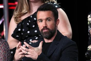 """Rob McElhenney Says """"Sunny"""" Will Tackle COVID-19 Outbreak & Run Forever"""