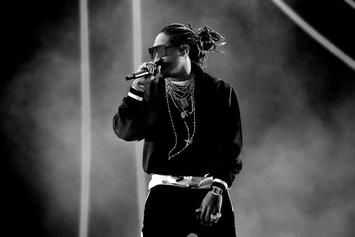 Future Reflects On Seven Number One Albums