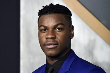 """John Boyega Told To """"Try Love"""" By Fan After Saying He """"F*cking [Hates] Racists"""""""
