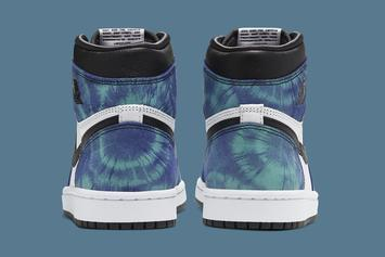 Air Jordan 1 High OG Tie-Dye Coming Soon: Photos