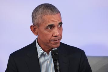 Barack Obama Issues Statement On Killing Of George Floyd