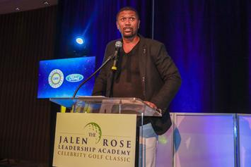 Jalen Rose Offers Poignant Take On George Floyd's Murder