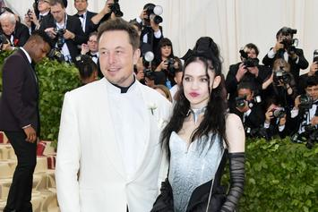 Grimes Reveals Her & Elon Musk's Nickname For Baby X Æ A-Xii