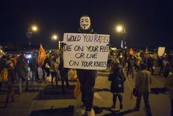 Anonymous Shuts Down Minneapolis PD & CIty Websites